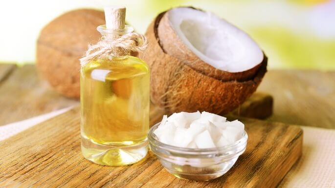 usos y aplicaciones del aceite de coco