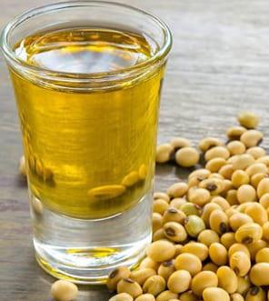 Aceite de soja propiedades y origen