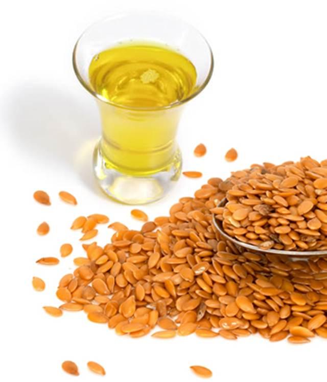 ácidos grasos linaza