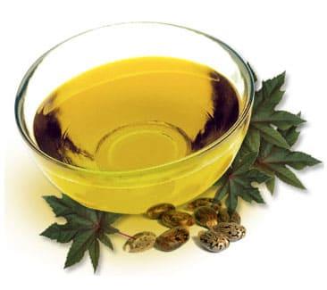 aceite de ricino o ácido ricinoleico
